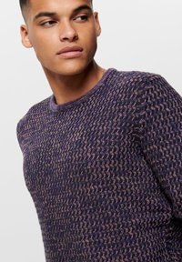 Only & Sons - ONSRICHARD - Trui - pink taupe - 3