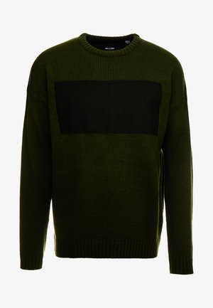 ONSROCCO OVERSIZE PATCH - Neule - rosin