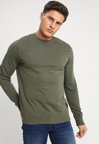Only & Sons - Sweatshirt - olive night - 0