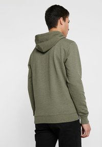 Only & Sons - ONSBASIC HOODIE UNBRUSHED - Sweat à capuche - olive night - 2
