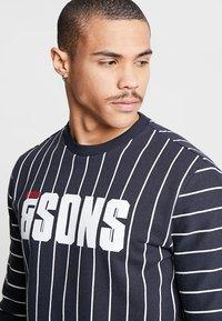 Only & Sons - ONSSTATE CREW NECK - Sweatshirt - dark navy - 4