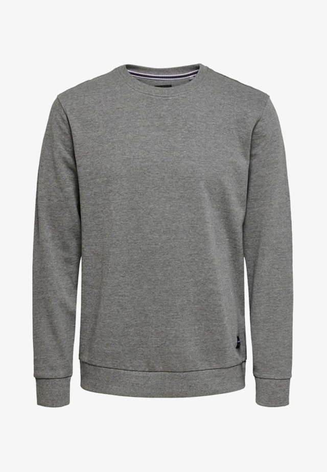 Sudadera - medium grey melange