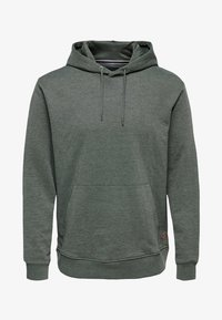Only & Sons - Hoodie - forest night - 0
