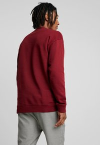 Only & Sons - ONSTIGER OVERSIZED CREW SWEAT - Sweatshirts - cabernet - 2