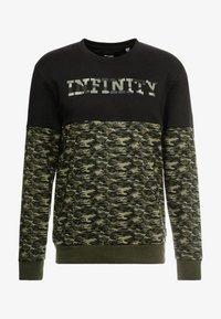 Only & Sons - ONSINFINITY CREW NECK - Sweatshirts - black - 3