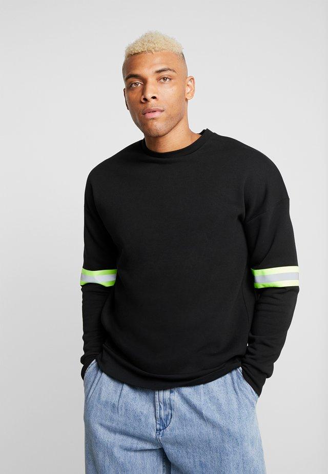ONSTHUNDER CREWNECK - Sweatshirt - black