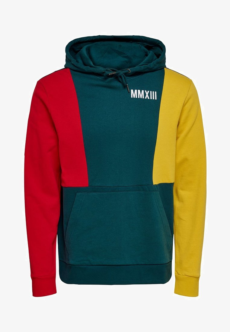 Only & Sons - ONSSKEE  - Sweat à capuche - green