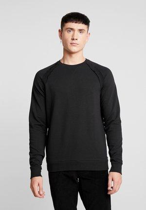 ONSMKIRK RAGLAN CREWNECK - Sweatshirt - black