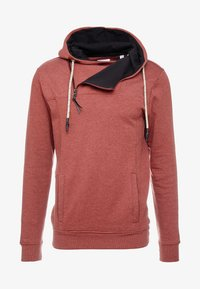 Only & Sons - ONSMKLAUS - Jersey con capucha - madder brown - 3
