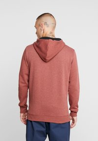 Only & Sons - ONSMKLAUS - Jersey con capucha - madder brown - 2