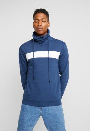 ONSMOL HIGH NECK - Collegepaita - insignia blue