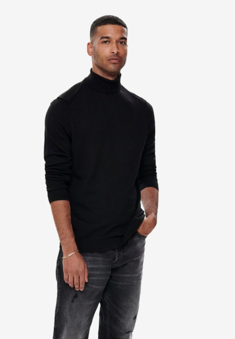 Only & Sons - Pullover - black