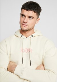 Only & Sons - ONSWANG HOODIE  - Sweat à capuche - sandshell - 3