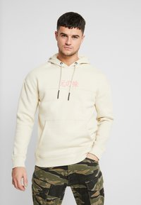 Only & Sons - ONSWANG HOODIE  - Sweat à capuche - sandshell - 0