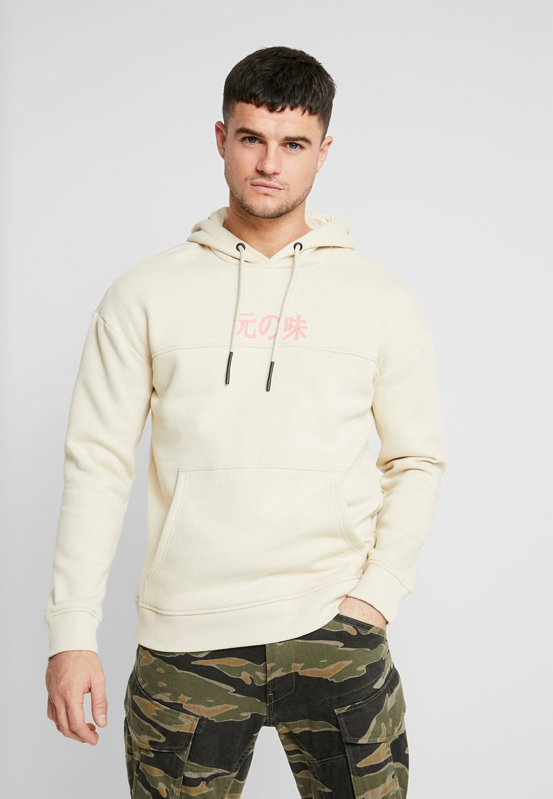 Only & Sons - ONSWANG HOODIE  - Sweat à capuche - sandshell