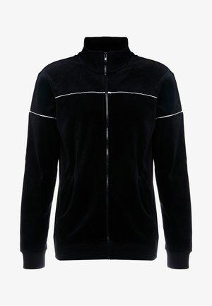 ONSMTRACK ZIP - Zip-up hoodie - black