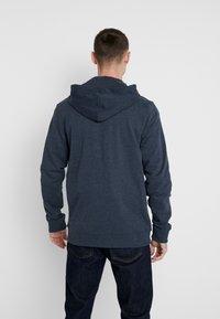 Only & Sons - ONSWINSTON ZIP HOODIE - Zip-up hoodie - dress blues - 2