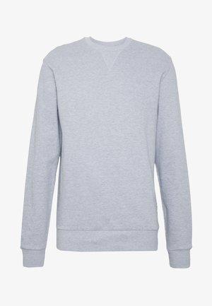 ONSORGANIC CREW NECK - Collegepaita - medium grey melange