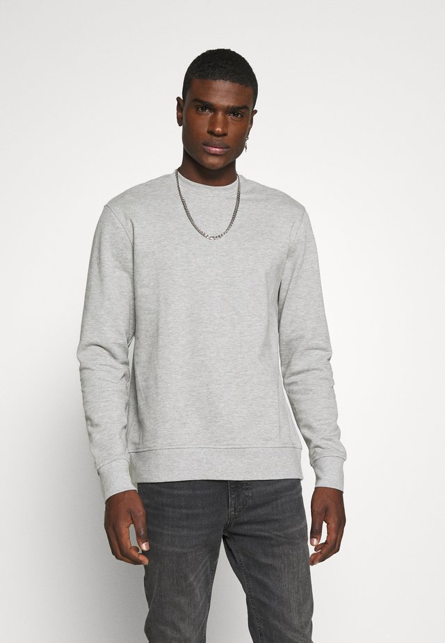 ONSLUIGI - Sudadera - light grey melange