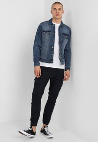 Only & Sons - ONSCOIN  - Jeansjacka - blue denim - 1