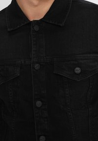 Only & Sons - ONSCOIN - Džínová bunda - black denim - 5