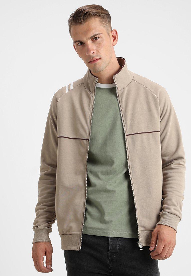 Only & Sons - ONSTEO TRACK JACKET - Training jacket - crockery