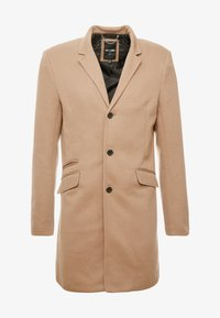 Only & Sons - ONSJULIAN KING COAT - Kort kappa / rock - camel - 4