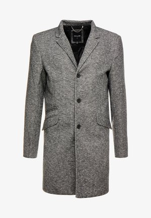 ONSJULIAN KING COAT - Cappotto corto - dark grey melange