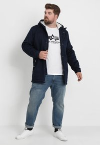 Only & Sons - ALEX WITH TEDDY - Parka - night sky - 1