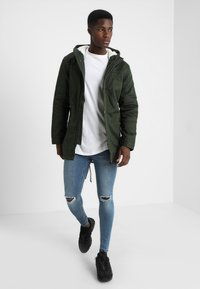 Only & Sons - ONSALEX TEDDY - Parka - olive night - 1