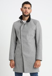 Only & Sons - ONSOSCAR COAT - Classic coat - light grey melange - 0