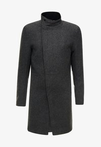 Only & Sons - ONSOSCAR COAT - Classic coat - dark grey melange - 5