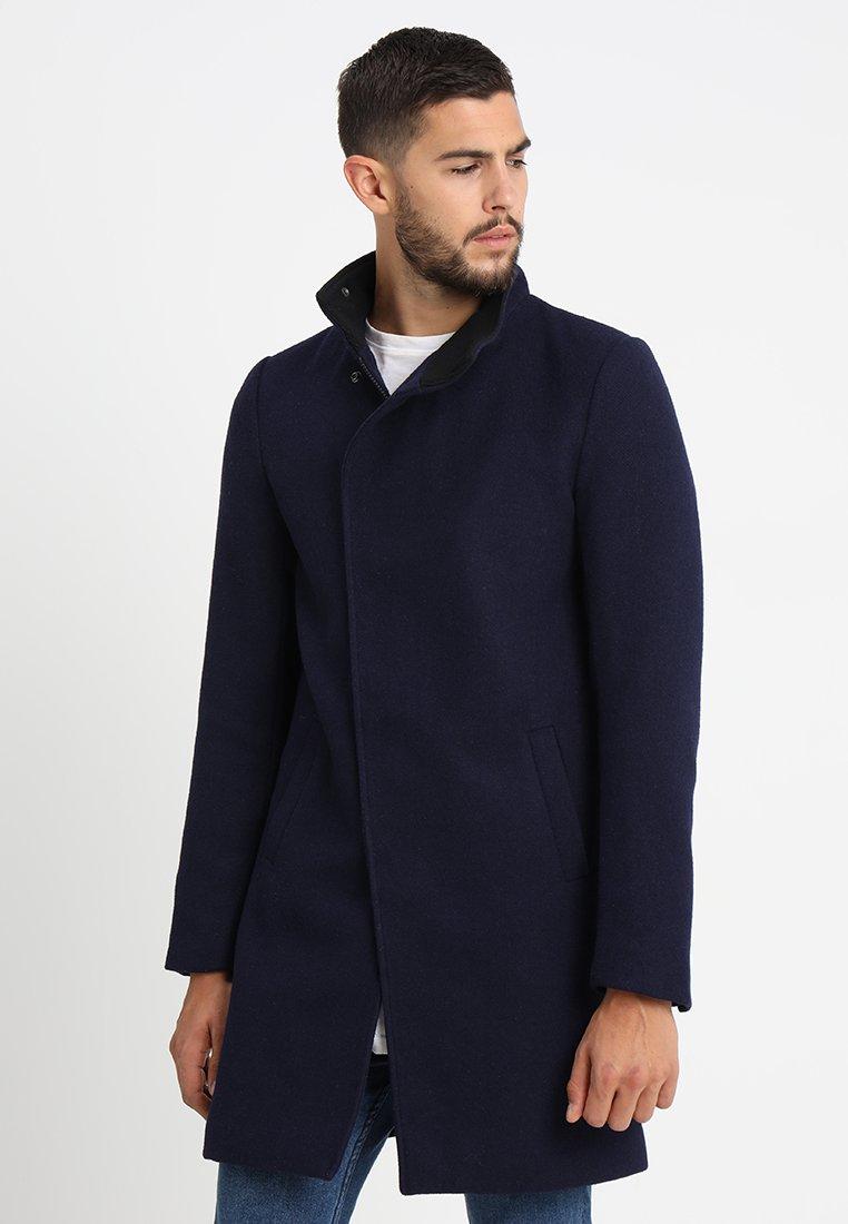 Only & Sons - ONSOSCAR COAT - Abrigo - maritime blue