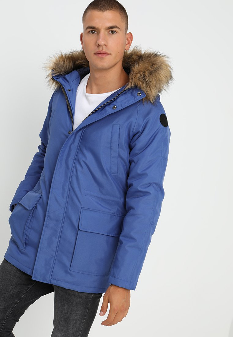 Only & Sons - ONSSIGURD PARKA NOOS - Winter coat - deep ultramarine
