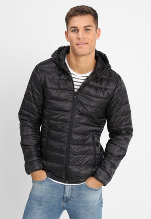 ONSEDDI HOODED PUFFER  - Jas - black