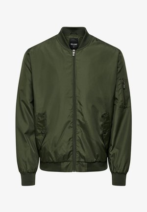 Bomberjacke - forest night