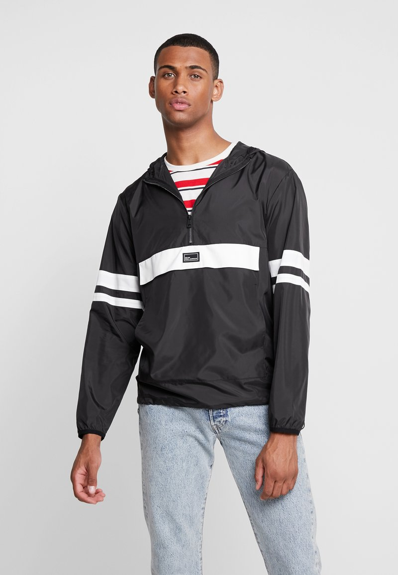 Only & Sons - ONSWAYNE ANORAK - Windbreaker - black