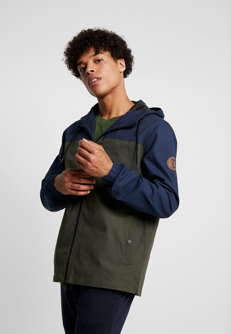 Only & Sons - ONSSPENCER  - Summer jacket - forest night