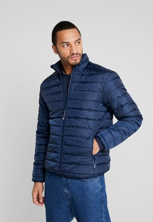 ONSGEORGE QUILTED HIGHNECK - Veste mi-saison - dress blues