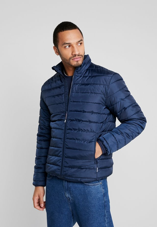 ONSGEORGE QUILTED HIGHNECK - Jas - dress blues