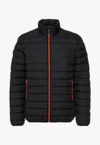 Only & Sons - ONSGEORGE QUILTED HIGHNECK - Jas - black - 3