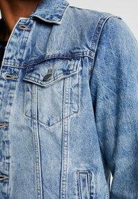 Only & Sons - ONSCOIN TRUCKER  - Denim jacket - blue denim - 4
