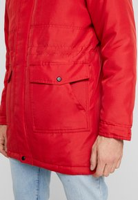 Only & Sons - ONSBASIL JACKET NOOS - Winter coat - pompeian red - 6