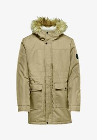 Only & Sons - ONSBASIL JACKET NOOS - Cappotto invernale - olive - 4
