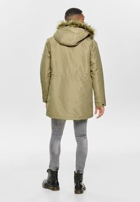 Only & Sons - ONSBASIL JACKET NOOS - Cappotto invernale - olive - 2
