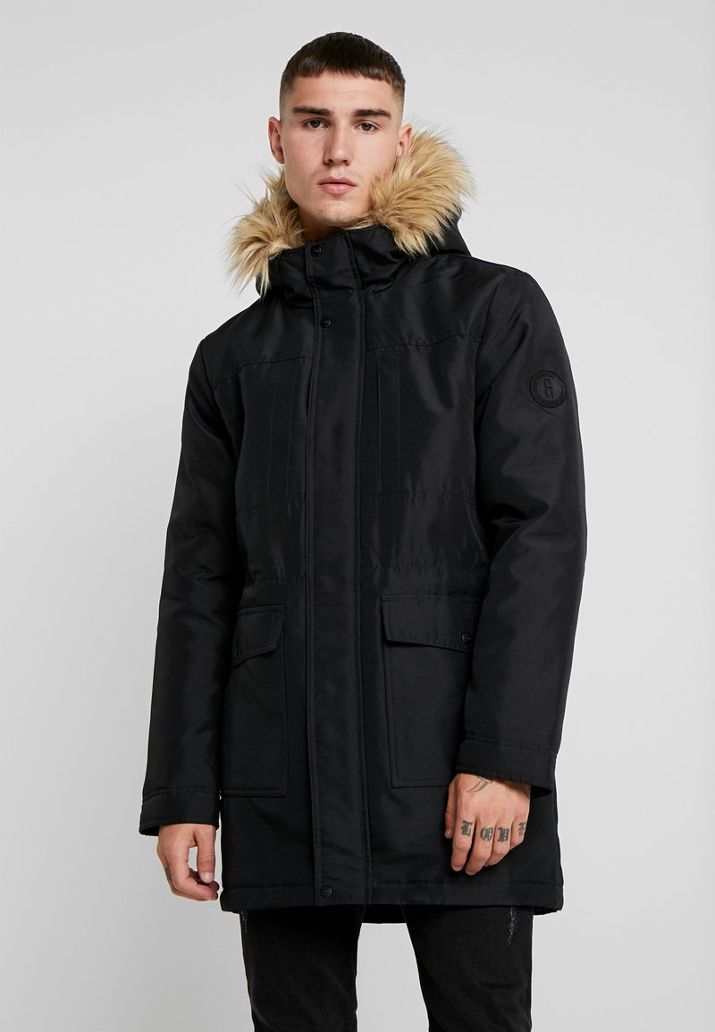 Only & Sons - ONSBASIL JACKET NOOS - Cappotto invernale - black