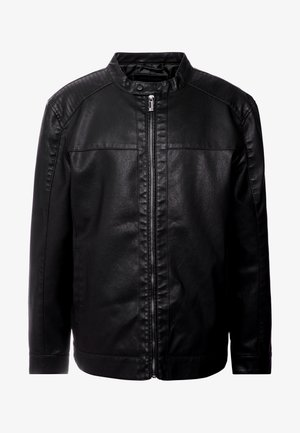 ONSMIKE RACER JACKET  - Giacca in similpelle - black