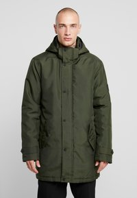 Only & Sons - ONSFAVOUR WALTHER - Parka - forest night - 0