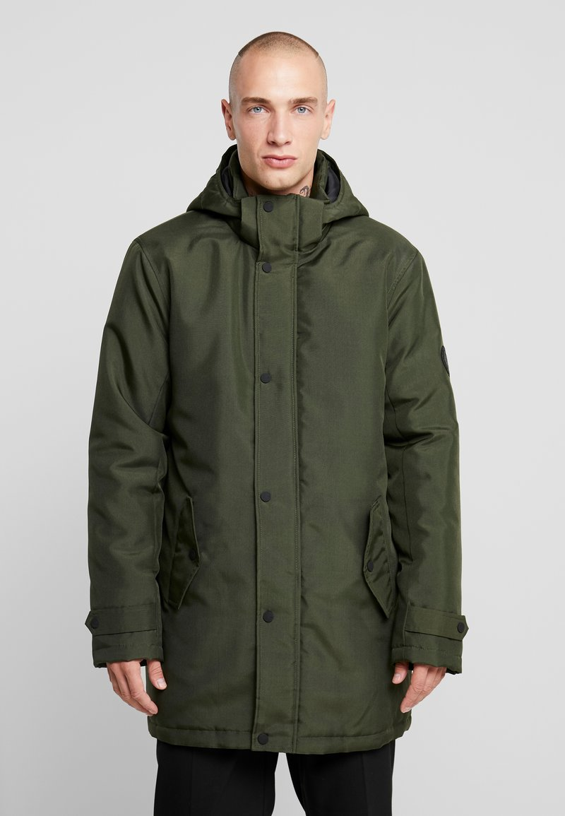 Only & Sons - ONSFAVOUR WALTHER - Parka - forest night