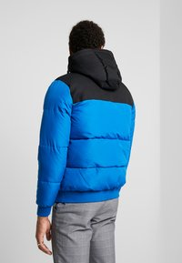 Only & Sons - ONSBOSTON QUILTED BLOCK HOOD - Light jacket - baleine blue - 2